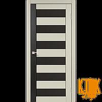 """Межкомнатная дверь коллекции """"Porto combi color"""" PC-03 (дуб беленый/венге)"""