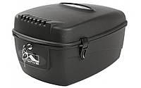 Пластиковий контейнер M-Wave Amsterdam Box L на багажник чорний (A-sp-0020)