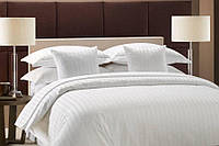 Двуспальное постельное белье Hotel Stripe