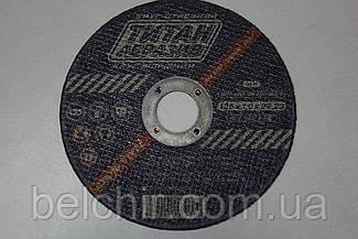 Круг відрізний  по металу 125х1,0х22 mm Тітан Абразив