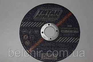 Круг відрізний  по металу 125х1,2х22 mm Тітан Абразив