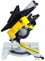 Пила торцовочно-циркулярная, 1300Вт, диск 260х30мм, 2750 об/мин, DeWALT DW711., фото 1