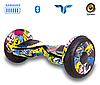 "Гироскутер Smart Balance AllRoad 10,5"" SUV Premium TaoTao Оригинал Граффити"