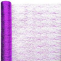 Сетка FIBER  фиолетовая 75 см х 6 м