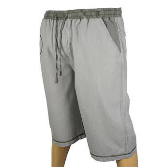 Мужские шорты на резинке Cordial СО1362 SB серые