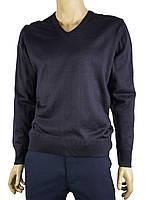 Пуловер мужской Taddy 0250 Н мис темно-синего цвета