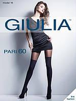 Колготки GIULIA PARI 60 model 16 4 (L) 60 NERO (черный)