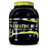 BioTech Tri-Creatine Malate креатин для набора мышечной массы для тренировок спортивное питание