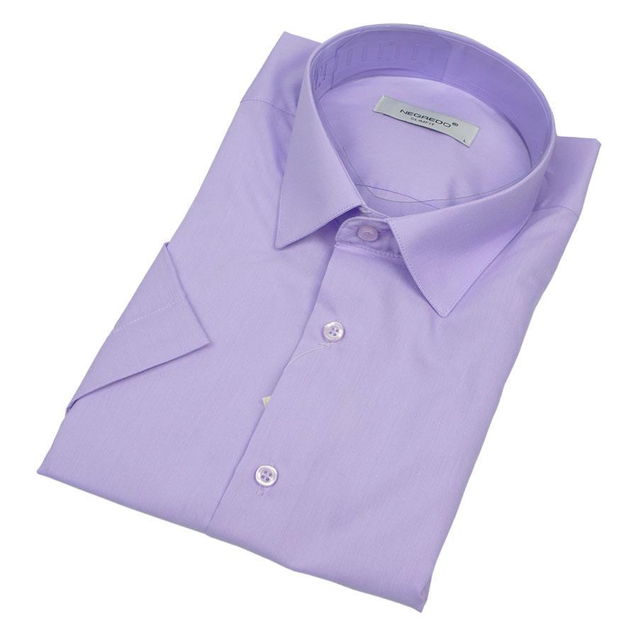 Рубашка Negredo 31072 Classic фиолетовая