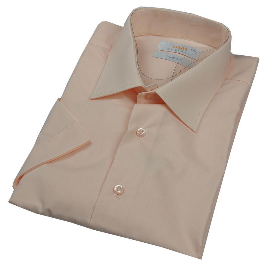 Рубашка Negredo 23017 Classic персиковая