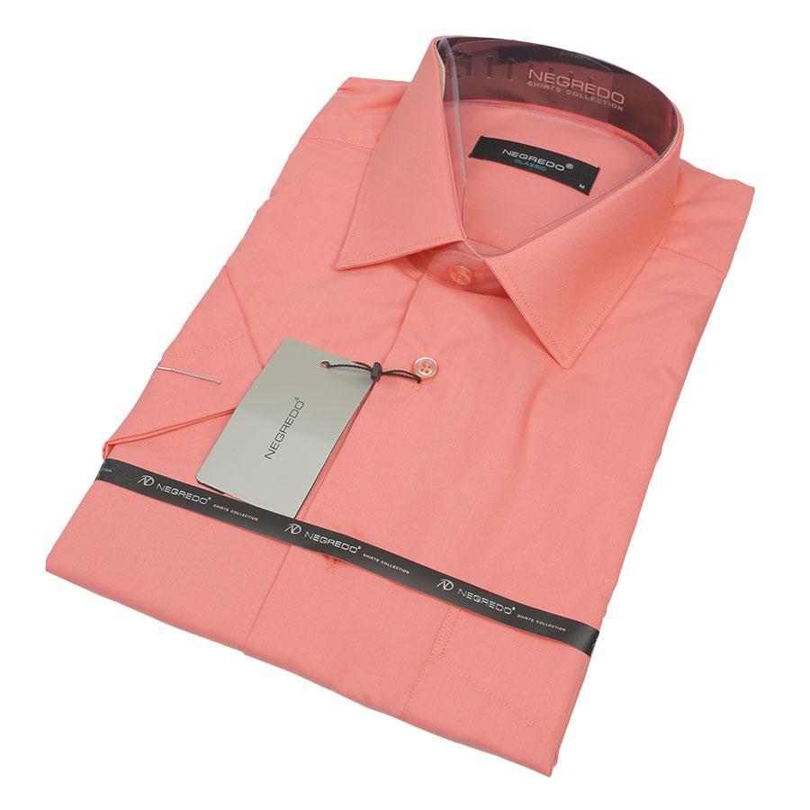 Рубашка Negredo 23157 Classic коралловая