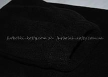 Детский тёплый флис на молнии Чёрный Full Zip Fleece Kids  62-511-36 9-11, фото 3