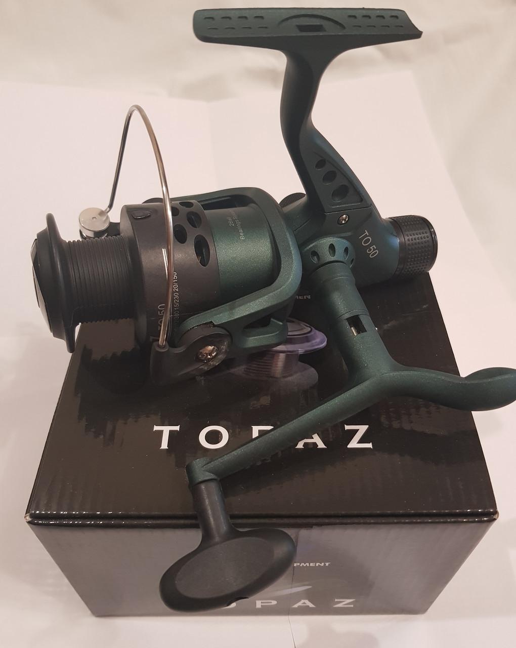 """Катушка рыболовная """"KORUND""""(КОРУНД)KO40,Topaz(ТОПАЗ) TO 40 2 bb"""