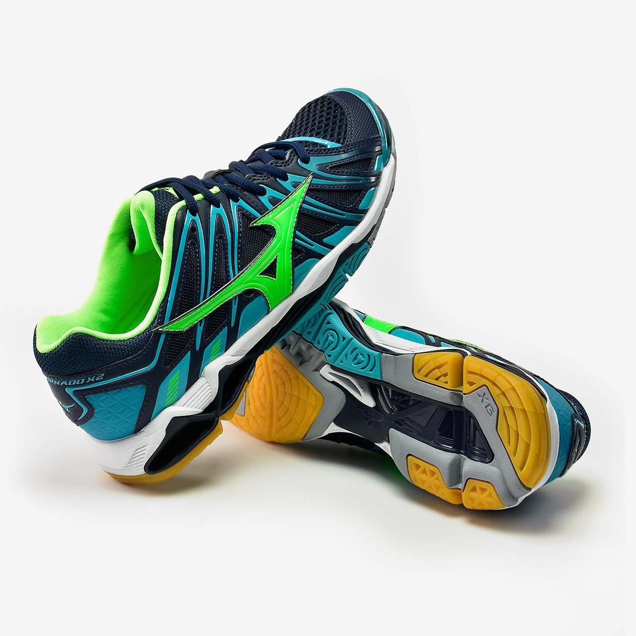 волейбольные кроссовки Mizuno Wave Tornado 8 Mid 09kv379 62
