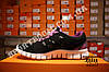 Кроссовки Nike Free Run 2.0 Black Violet Черные женские, фото 4