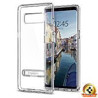 Чехол Spigen для Samsung Note 8 Ultra Hybrid S, Crystal Clear, фото 1