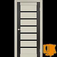 """Межкомнатная дверь коллекции """"Porto combi deluxe"""" PCD-01 (дуб беленый/венге)"""