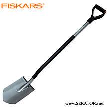 Лопата штикова Fiskars / Фіскарс Ergo 1001568/131410, фото 2
