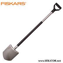 Лопата штикова Fiskars / Фіскарс Ergo 1001568/131410, фото 3