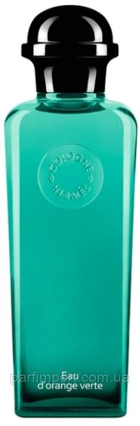 HERMES EAU D`ORANGE VERTE EDC 7,5 ml  туалетная вода мужская (оригинал подлинник  )