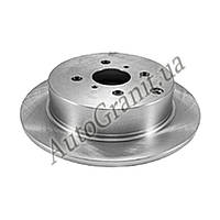 Диск тормозной задний комплект 2 шт. PREMIUM, BYD F3, 17.03.2400F3001