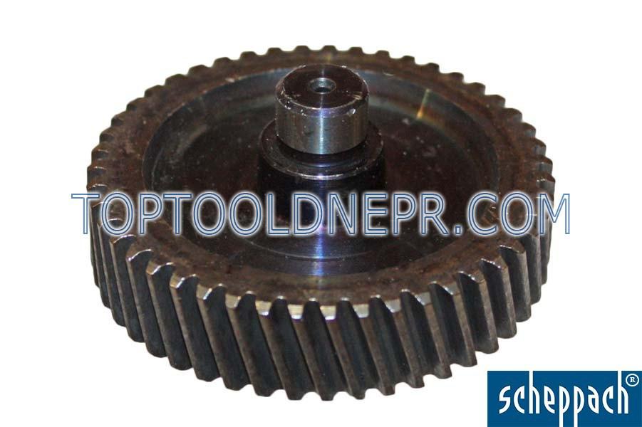 Шестерня для отбойного молотка Scheppach АВ-1600, 62мм 47 зубов влево