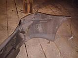 Бампер задний Mazda Premacy 1998-2005г.в. черный, фото 5