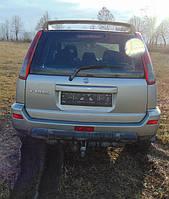 Б/у бампер задний Nissan X-Trail T-30 Ниссан Х-Трейл Ниссан X-Trail Нісан Х-Трейл Нисан Х-Трайл с 2001 г. в.
