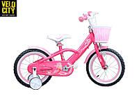 Велосипед Royalbaby Mermaid розовый, фото 1