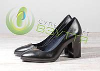 Кожаныеженские туфли Calif 061 35,36,37 размеры, фото 1