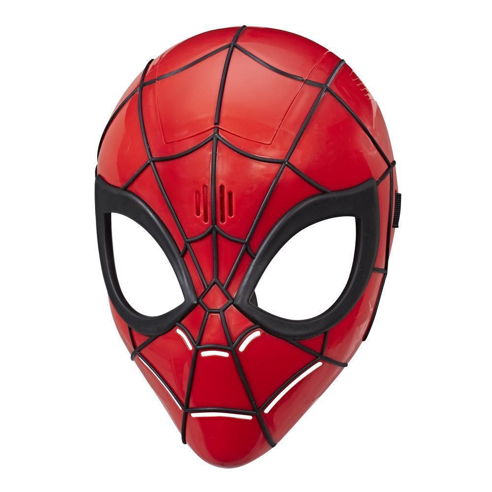 Маска Человек Паук MARVEL оригинал Hasbro SPIDER MAN HERO ...
