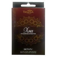 """Индийская хна """"Биотату"""" для волос и тела Triuga Herbal 35 г."""