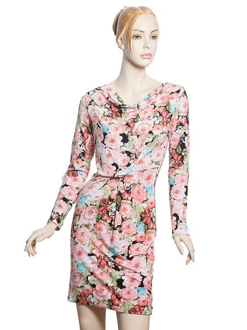 Магазин трикотажных платьев доставка