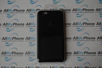 Apple Silicone Case для iPhone 6 Plus / 6S Plus Black