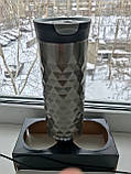 Подарунковий набір - Contigo SnapSeal Kenton Travel Mugs 0,59 л, 2 шт. (1000-0500), фото 6