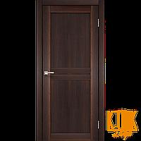 """Межкомнатная дверь коллекции """"Milano"""" ML-01 (орех)"""