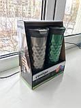 Подарунковий набір - Contigo SnapSeal Kenton Travel Mugs 0,59 л, 2 шт. (1000-0500), фото 2