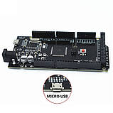 Arduino Mega 2560 R3 Mega2560 REV3 ATmega2560-16AU, фото 3