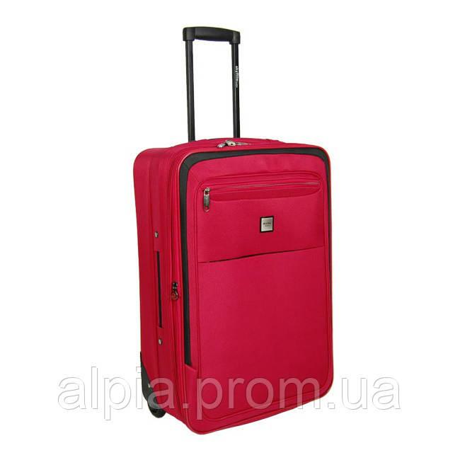 Чемодан Skyflite Transit Red (M)