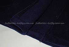 Детский тёплый флис на молнии Глубоко Тёмно -синий Full Zip Fleece Kids  62-511-AZ  14-15, фото 2