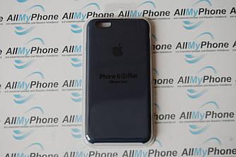Apple Silicone Case для iPhone 6 Plus / 6S Plus Midnight Blue