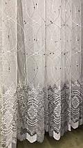 Тюль фатиновый турецкий 702, фото 3