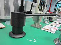 Дозатор моющего средства (черный металлик)