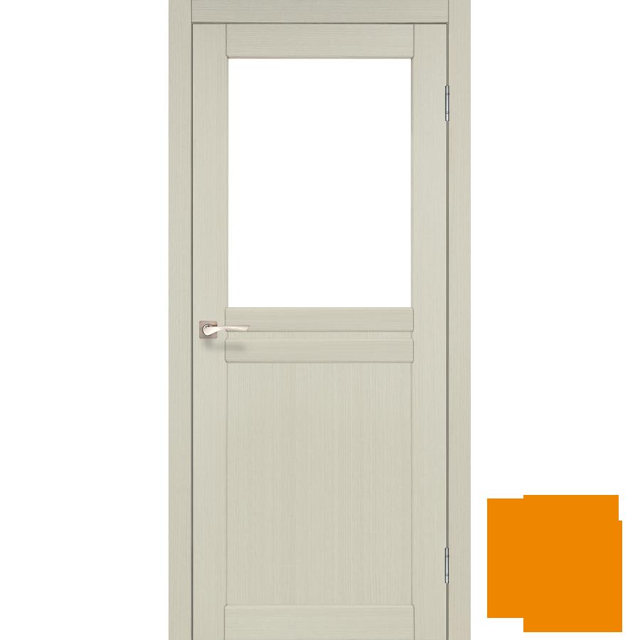 """Міжкімнатні двері колекції """"Milano"""" ML-03 (дуб білений)"""