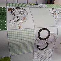 Сервиз 5597-04 виниловые обои супермойка длина рулона 15 м ширина 0.53м=5 полос по 3 м каждая, фото 1