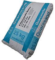 Кварцевый песок  в мешках для фильтра бассейна, Quarzwerke фракция 0,4-0,8мм