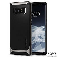 Чехол Spigen для Samsung Note 8 Neo Hybrid, Gunmetal , фото 1