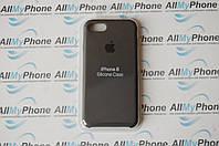 Накладка оригинальная Apple Silicone Case для iPhone 7 / 8 Cocoa, фото 1