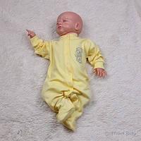 Человечек детский Teddy (желтый), фото 1