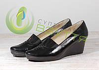 Кожаныеженские туфли Натали 488 П  36 размер